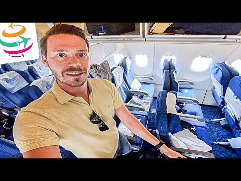 WOW! Bangkok Airways Economy Tripreport Koh Samui Airport | GlobalTraveler.TV