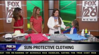 Protecting You Skin From the Sun with UPF Clothing