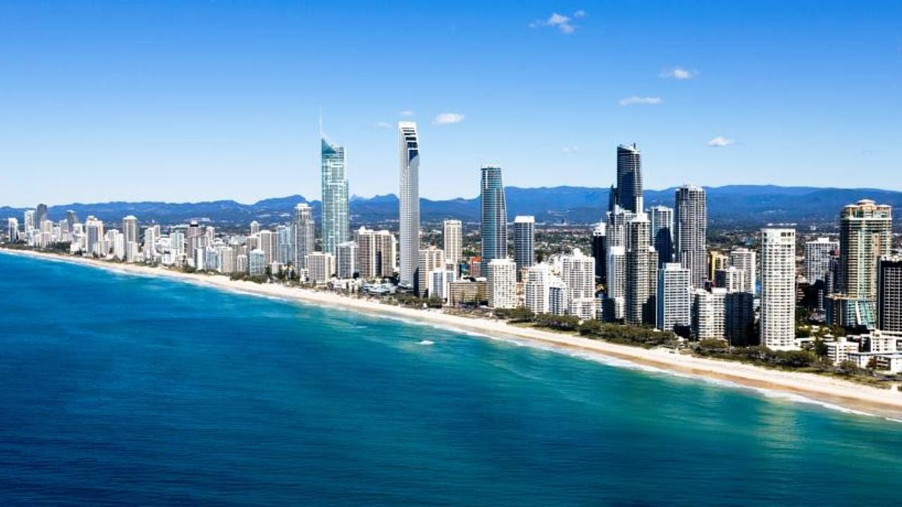 Top10 Recommended Hotels In Surfers Paradise Gold Coast Queensland Australia You