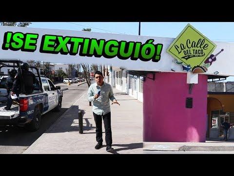 La historia de la CALLE DEL TACO en Reynosa *Vend�an tacos de CARNE ASADA*