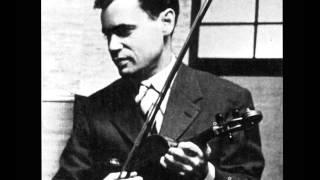 Leonid Kogan plays Franz Schubert Impromptu op.90-3 (arr.Heifetz)