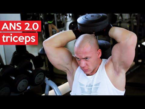 Ako nabrať svaly 2.0 - Triceps