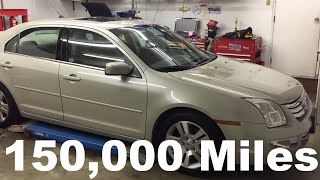 150,000 Mile Ford Fusion Review