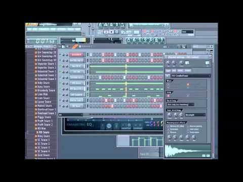 how to open packs in fl studio