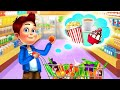 Supermarket Manager - Android gameplay Movie apps free best Top Film Video Game Teenagers