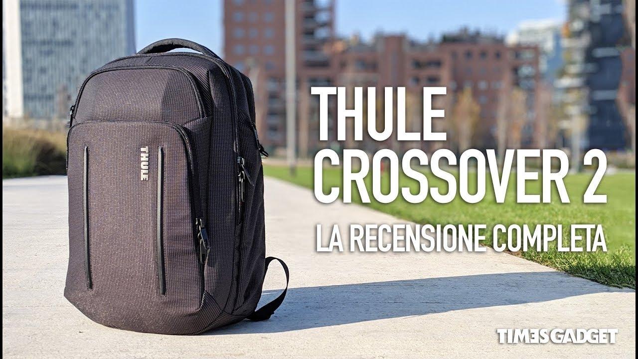 promotie aanbod mode stijlen Lo ZAINO PERFETTO per laptop e accessori : THULE CROSSOVER 2 30L