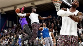 98 OVR POWER DUNKER CAN'T BE STOPPED ON LIVE STREAM! NBA Live 18 Live Run Gameplay Ep. 22