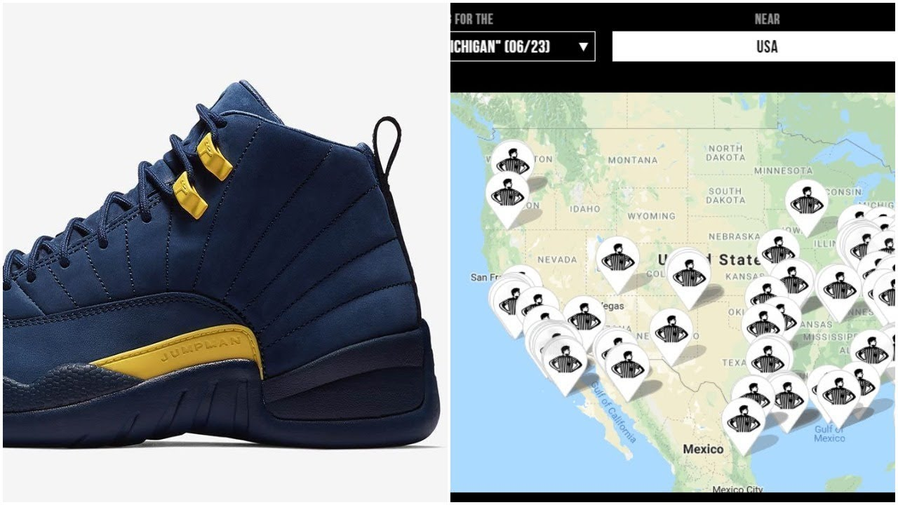 purchase cheap ceefc 111fe Air Jordan 12 Michigan | How Many Pairs Made |Market Price |Buy Now