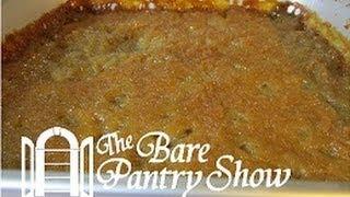 Belizean Sweet Potato Pound 12 Recipe