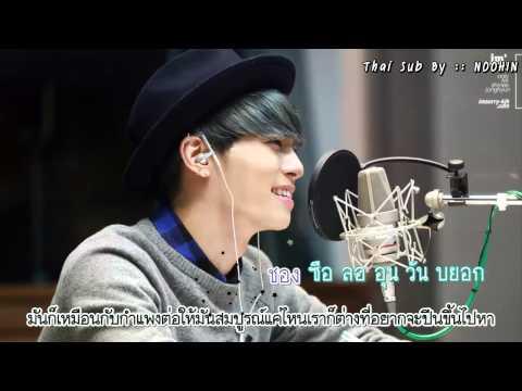 [Thai Sub] Jonghyun - Hallelujah (할렐루야)