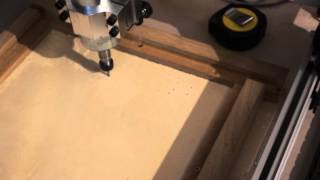 CNC Milling - Shapeoko 2 first cut