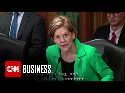 Sen. Warren to CFPB's Mulvaney: You're hurting people to score political points