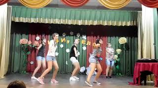 Скачать Молодежный ритмический танец