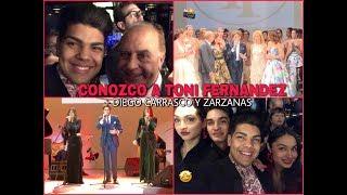 Desfile Toni Fernández + Diego Carrasco, Maloko y Las Zarzanas