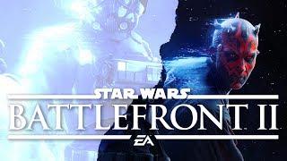 Star Wars Battlefront 2 Kampagne #1  Livestream  PC Gameplay German Let