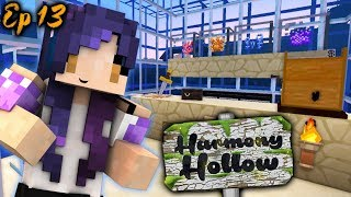 Pirate Lauren's Coral Cove | Harmony Hollow Modded SMP - Ep. 13