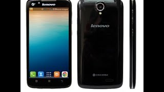 LENOVO A388t firmware updating tutorial