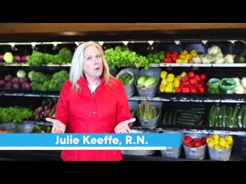 CHPW Nurse Julie: Vegetables are Important