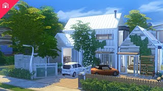 Eco Family Complex | The Sims 4: Eco Lifestyle