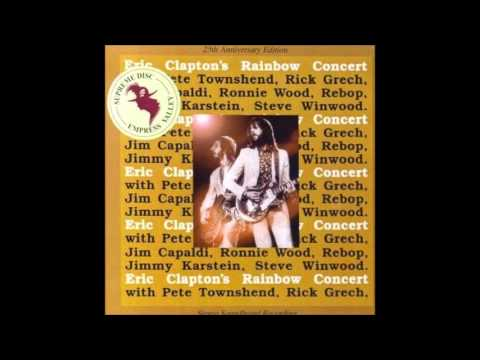 Eric Clapton - Rainbow Concert - Full Concert - 25 Anniversary