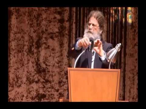 Why Zebras Don't Get Ulcers: An Evening with Robert Sapolsky