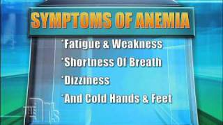Everyday Health: A = Anemia (The Doctors)