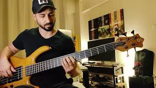Doruk Çebi - Festival de Ritmo Bass Cover (Sharay Reed Transcription)