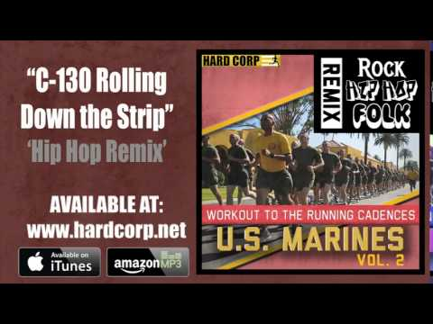 C-130 Rolling Down The Strip (Marine Hip Hop)