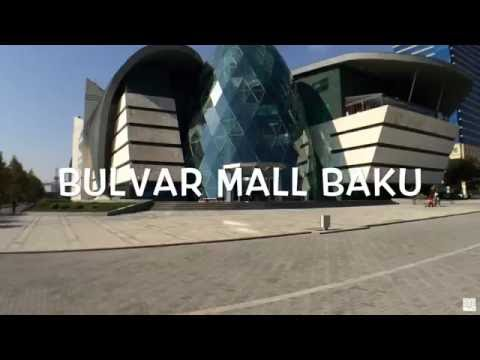 Bulvar Mall Baku Azerbaijan October 2016