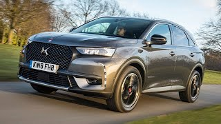 DS7 Crossback Performance Line (2018) review: how the French do luxury