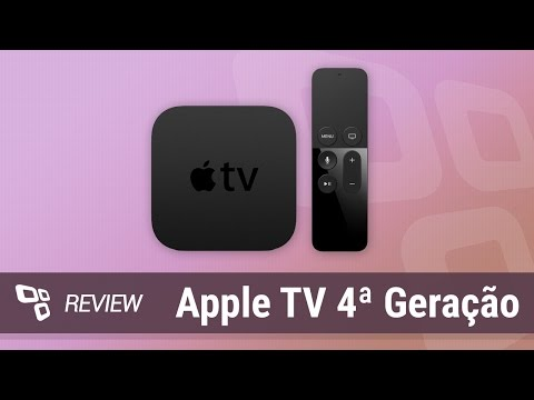 Apple TV 4ª Geração [Review] - TecMundo