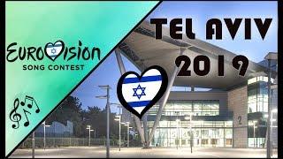 Eurovision 2019 Tel Aviv (ISRAEL) - Trailer