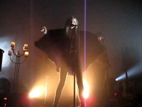 Lykke Li - Silent My Song - 5/29/09 Hollywood Forever