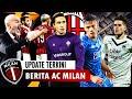 MUSTAHIL Milan Rekrut CHIESA - Skuad RESMI Milan DI Liga Eropa -  Pengganti Krunic | Berita AC Milan