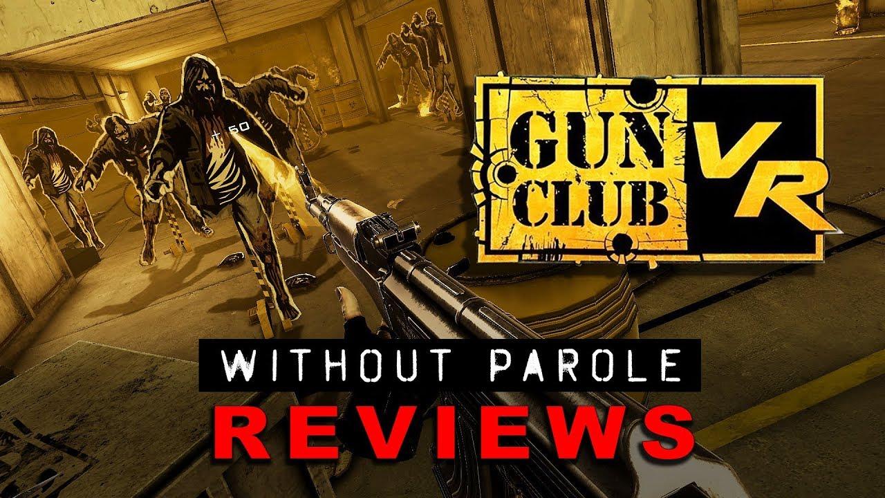 Gun Club Vr Psvr Review Youtube