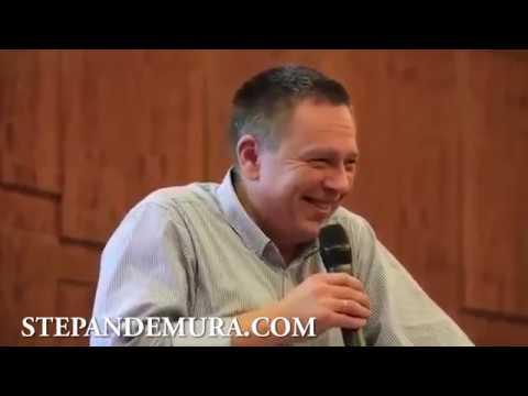 Конференция Степана Демуры - полная версия YOSHI MONEY