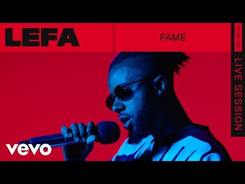 Youtube: Lefa – Fame (Live) | ROUNDS | Vevo