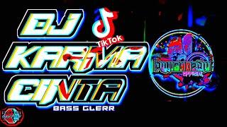 Download Dj Karma Cinta ||  Bass Glerr || PujiGhozali Official ft Maryon Ganjien Zambrotax