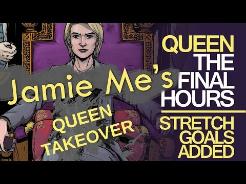Special Podcast #01 - JamieMe's Queen Takeover/General Talk