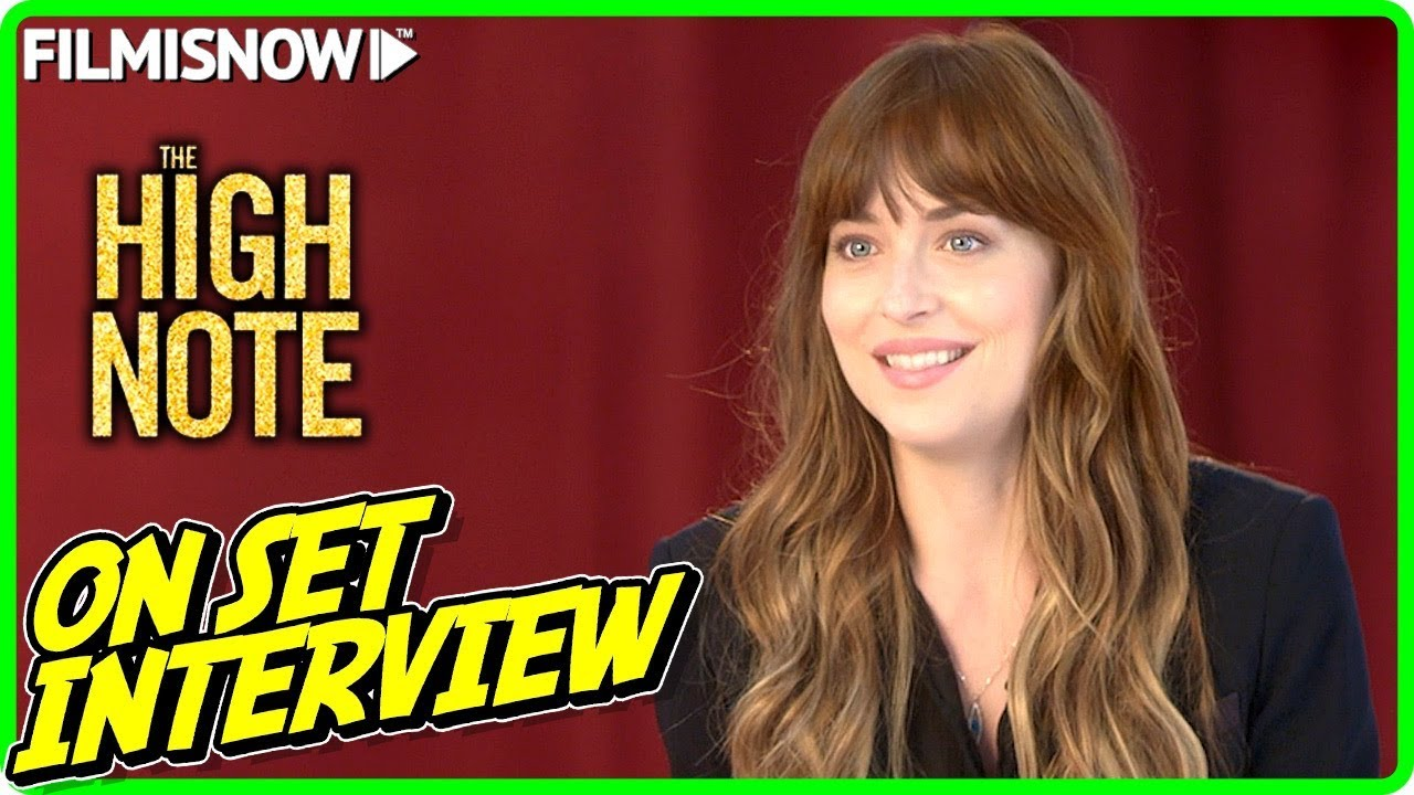 THE HIGH NOTE | Dakota Johnson