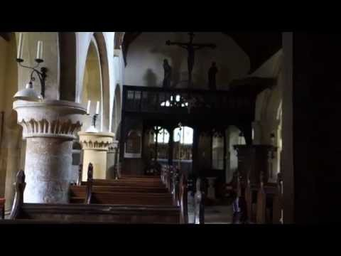 Details Paint a Bigger Picture of a Little Cotswold Church