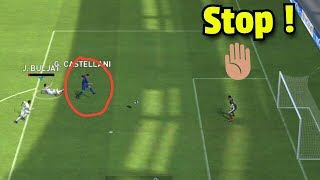 How to stop any opponent goal 100% - Pes 18 android