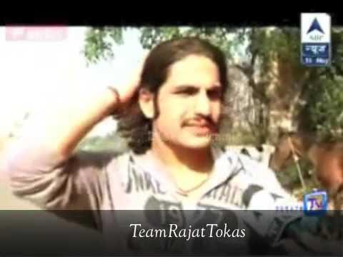 Rajat Tokas - First Interview for Jodha Akbar