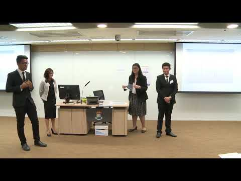 2017 Round 2 University of the Philippines - HSBC/HKU Asia Pacific Business Case Competition
