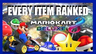 Best Mario Kart 8 Deluxe Items | Every Item Ranked