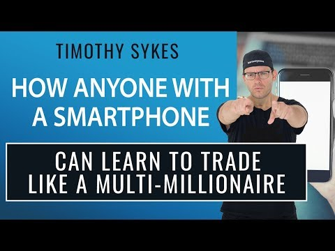 How Anyone With a Smartphone Can Learn to Trade Like a Multi-Millionaire