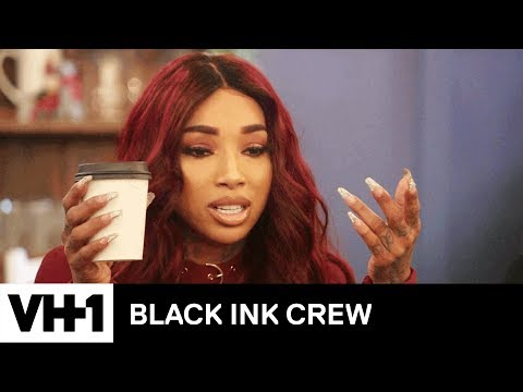 Sky Loses It When Redd Acts Disrespectful | Black Ink Crew