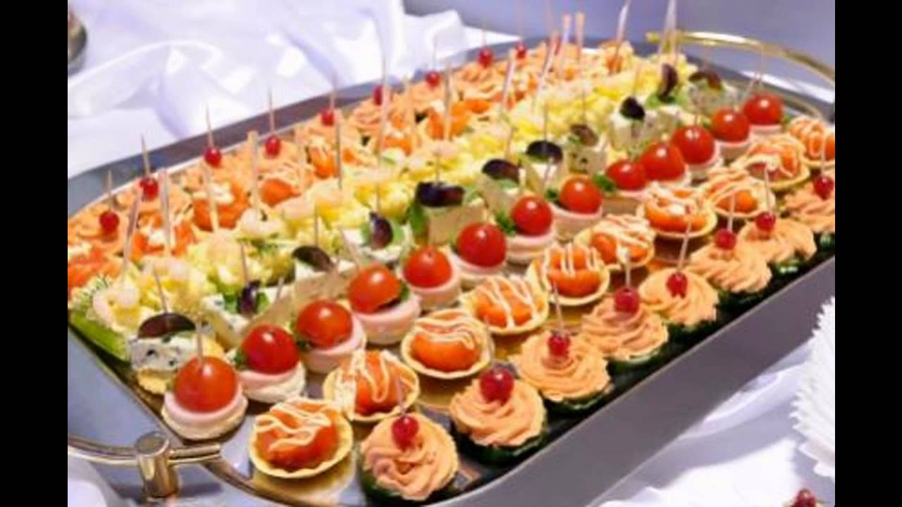 Kids Party Food Decorations Buffet Youtube