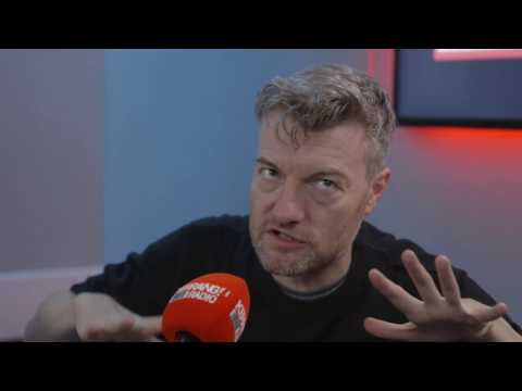 Charlie Brooker talks about the new series of Black Mirror and 2016 Wipe
