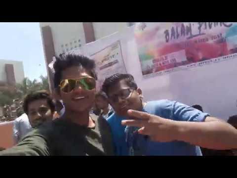 रंग बरसे  (Maliba college Bardoli)Dj Hari Surat